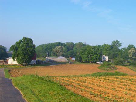 View of Litton Farm